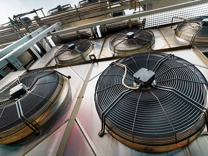 Ventilación industrial Barcelona